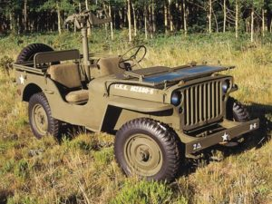 1943 Willys-Overland Model MB