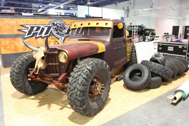 Rock Rat willys